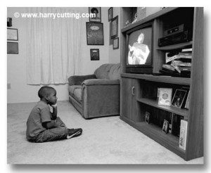 black-boy-watching-tv