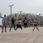 APSA Travel Abroad - jump
