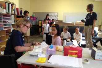 Open Enrollment for 4th Graders @ Yu Ming School