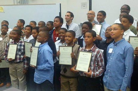 FREE STEM Program for Middle School Boys (Deadline 9/15)