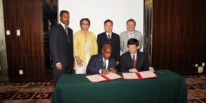 HBCUs in China
